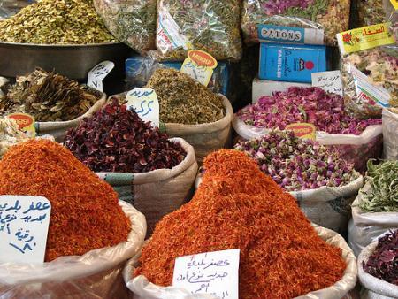 Comprar en el zoco de damasco siria por descubrir - Fotos de damasco ...